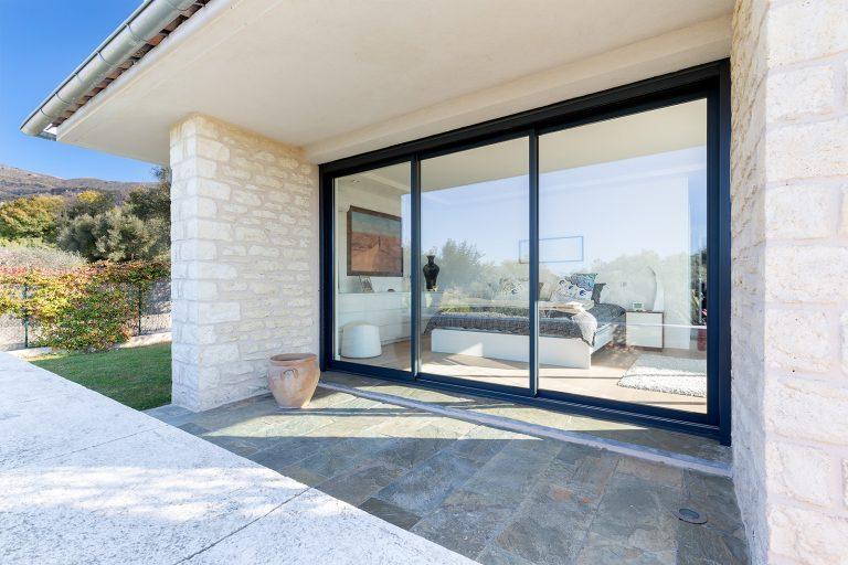 Shooting villa d'architecte Touretes-sur-loup